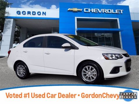 Pre-Owned 2018 Chevrolet Sonic LT FWD 4D Sedan