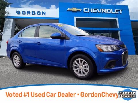 Pre-Owned 2019 Chevrolet Sonic LT FWD 4D Sedan