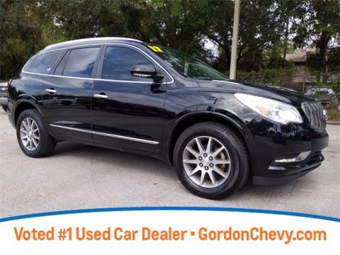 Pre-Owned 2017 Buick Enclave Convenience Group FWD 4D Sport Utility