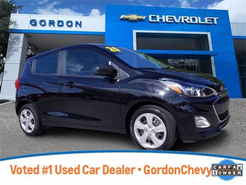 Pre-Owned 2020 Chevrolet Spark LS FWD 4D Hatchback