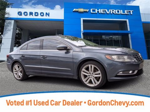 Pre-Owned 2013 Volkswagen CC 2.0T Lux FWD 4D Sedan
